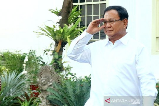 Pengamat : Presiden rekrut Prabowo langkah strategis