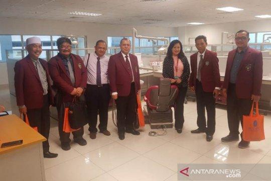 Tingkatkan kualitas akademik, mahasiswa FK-UISU koas di RS Malaysia