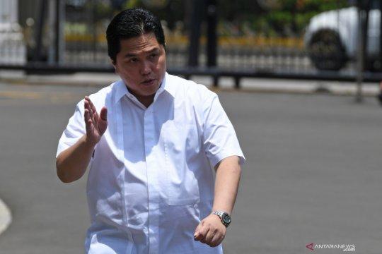 Erick Thohir,  sang pengusaha, timses Jokowi hingga calon menteri