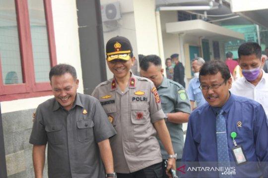 Polisi perketat penjagaan sidang kasus kelompok SMB