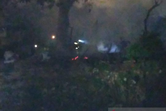 27 jiwa warga Cawang mengungsi akibat kebakaran
