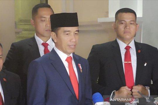 Kriteria menteri yang dicari Presiden Joko Widodo