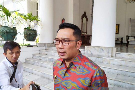 Gubernur siap viralkan status Gunung Tangkuban Parahu turun