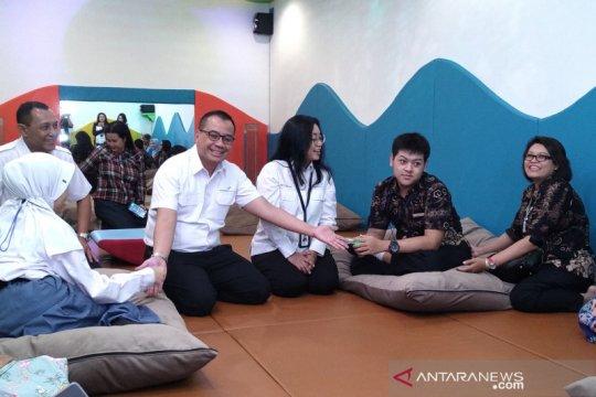 Bandara Ahmad Yani Semarang dilengkapi ruang multisensori