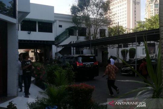 Dua jam di Kemenko Polhukam, Wiranto kembali lagi ke RSPAD