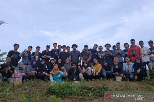 DAS Karang Mumus dirawat ratusan mahasiswa Untag Samarinda