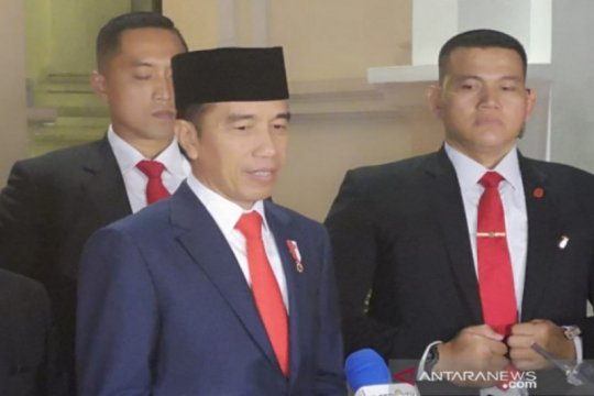 Pengamat: Jokowi mainkan filosofi kapitan perahu