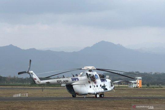 "Penanganan karhutla di Jatim butuh tambahan helikopter ""water bombing"""