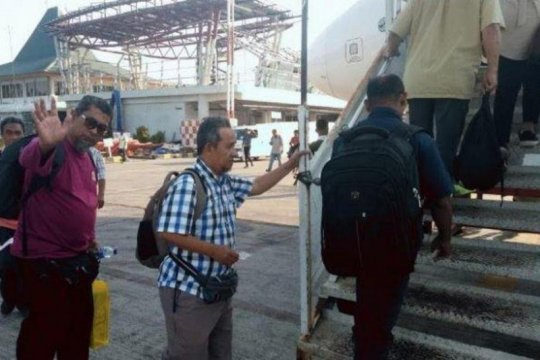 Imigrasi Kupang deportasi enam WNA Malaysia