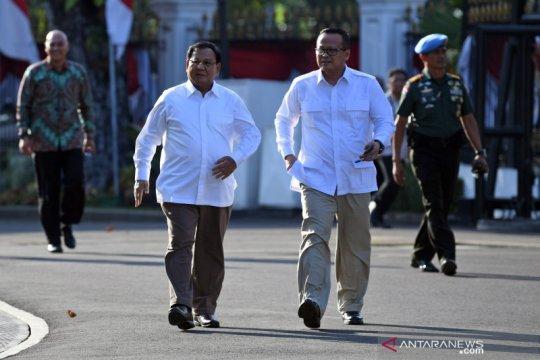 Edhy Prabowo, dari mantan prajurit jadi calon menteri Jokowi