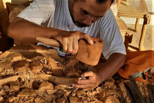 FAO bantu pengrajin kayu Jepara urus sertifikasi ramah lingkungan