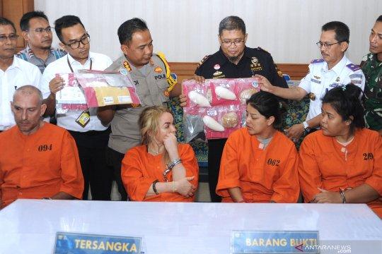Dua warga asing ditangkap karena bawa kokain ke Bali