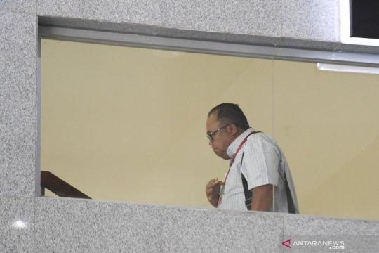 Pemeriksaan kasus dugaan korupsi RJ Lino