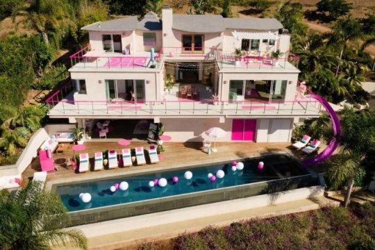 Rumah impian Barbie bisa disewa lewat Airbnb