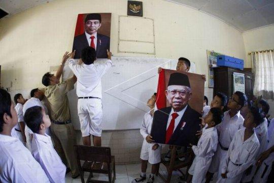 Foto Presiden Joko Widodo dan dan Wakil Presiden Ma'ruf Amin Page 2 Small