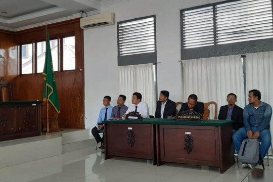 Gugatan Ketua PNA terhadap mantan pengurus mulai disidangkan