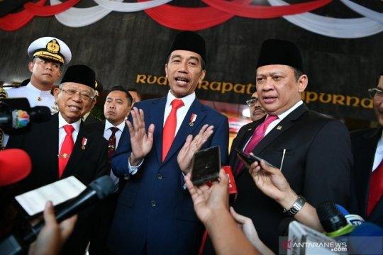 Ulama Lebak optimistis Jokowi-Ma'ruf Indonesia maju