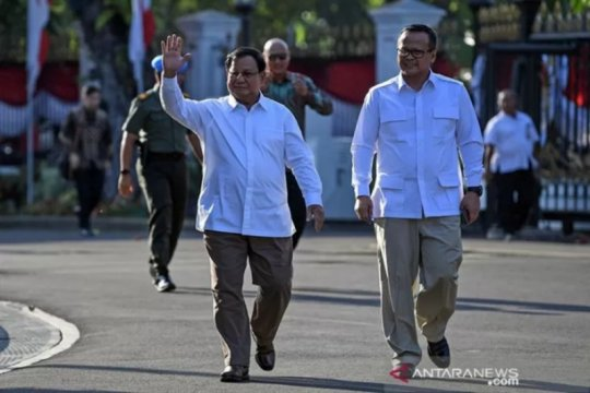 Gantikan Susi, pengamat sebut Edhy Prabowo harus cepat adaptasi