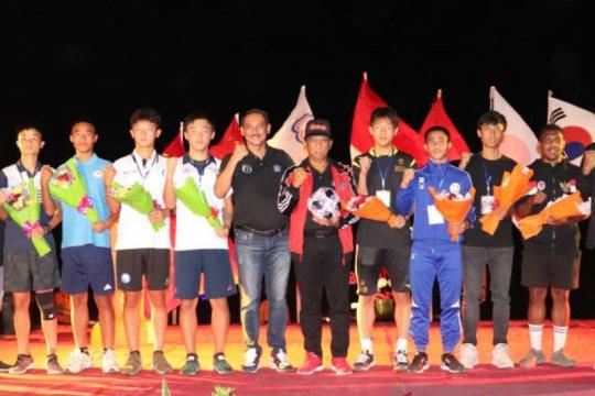 Lima tim luar negeri ikuti Badung IFC U-15