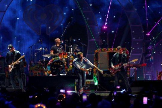 Coldplay, Ed Sheeran hingga Dua Lipa keluhkan sepinya industri hiburan