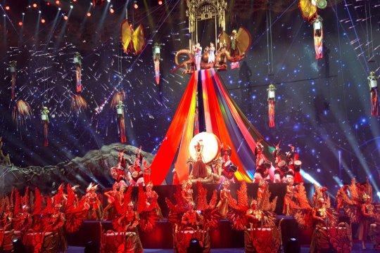 Chimelong International Circus ubah imajinasi jadi kenyataan