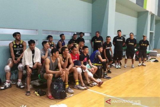 Ke Serbia tanpa pemain asing, ini jadwal timnas basket putra