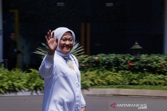 Mantan wakil panglima TNI dan politisi PKB temui Presiden