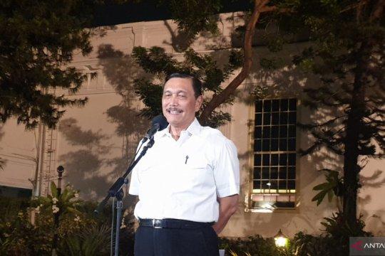 Calon menteri, Jokowi panggil 23 orang pada hari kedua