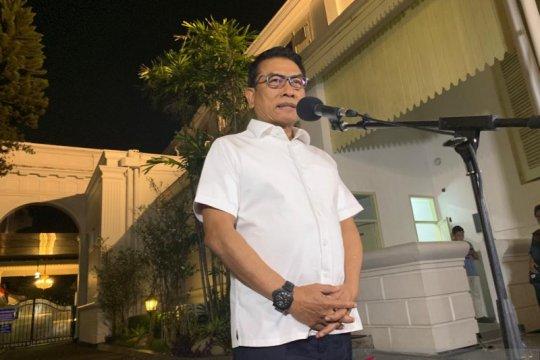 Moeldoko diminta Jokowi tangani bidang yang sama