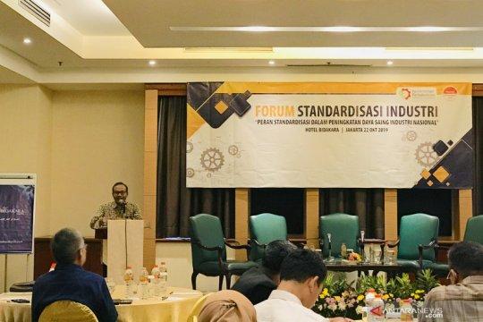 Kemenperin tetapkan 113 SNI wajib hingga pertengahan 2019