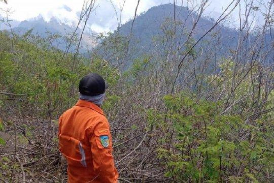 BPBD: Kebakaran hutan Gunung Wiilis Kediri meluas