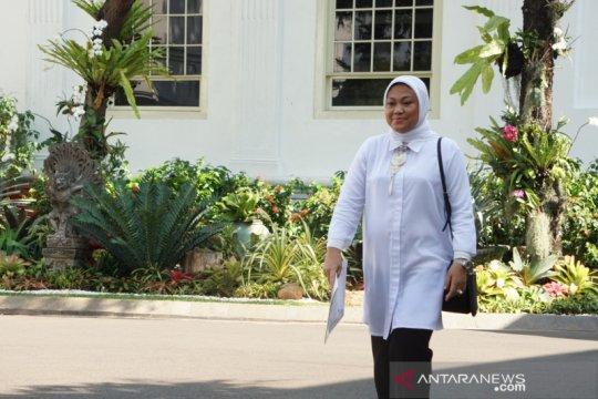 Ida diminta Jokowi benahi sektor ketenagakerjaan