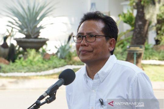 Fadjroel Rachman ditunjuk Presiden jadi Jubir
