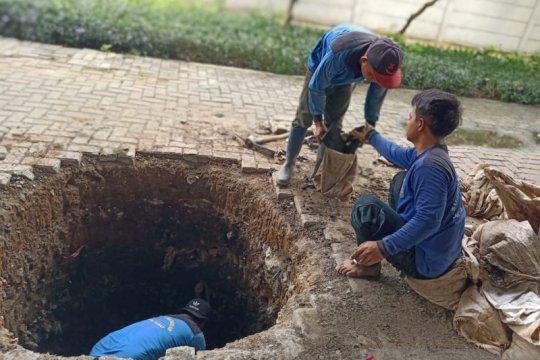 Pemkot Jakpus siapkan sumur resapan antisipasi genangan musim hujan
