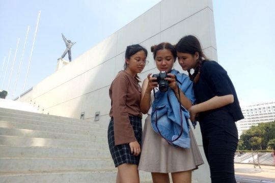 Masyarakat keluhkan suhu udara Jakarta hingga 37 derajat celcius