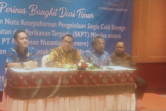 Perinus akan realisasikan ekspor hasil laut langsung dari Bacan Malut