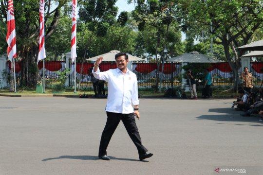 Syahrul Limpo sudah izin Surya Paloh untuk temui Presiden Jokowi