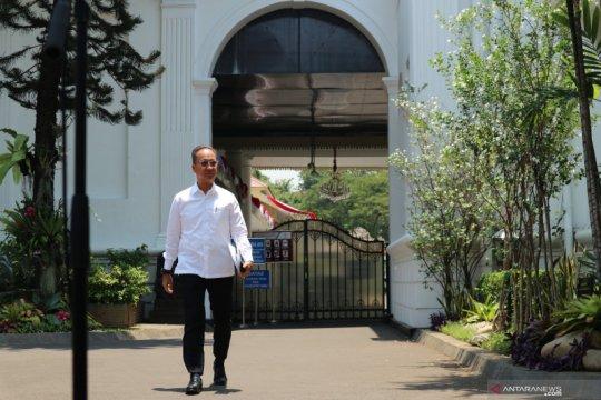 Agus Gumiwang diminta Presiden urusi sektor industri