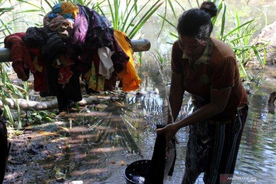 Bupati : Minimnya daerah tangkapan air sebabkan sulitnya air bersih