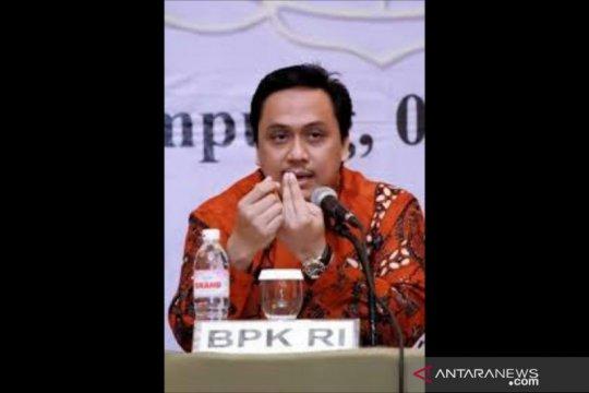 Agung Firman Sampurna resmi jabat Ketua Badan Pemeriksa Keuangan