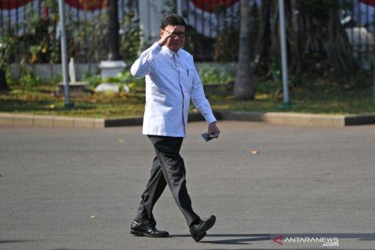 Tjahjo Kumolo, calon menteri berjulukan La Ode Lakina Kaogesana Lipu