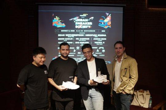 "Pameran sepatu ""Urban Sneaker Society"" kembali digelar di Jakarta"