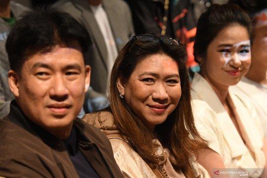 Jelang penayangan perdana film Susi Susanti di bioskop