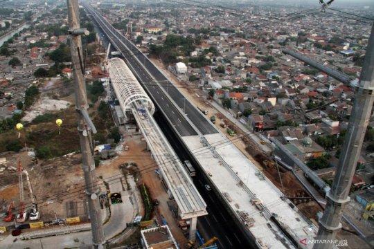 Pengajuan perpanjangan LRT hingga ke Cikarang