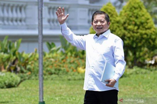 Suharso Monoarfa, politikus Partai Ka'bah yang jabat Kepala Bappenas