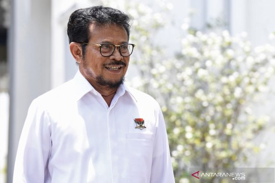 Profil Syahrul Yasin Limpo, mantan gubernur calon menteri Jokowi