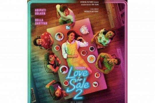 """""""Love For Sale 2"""", tentang cinta dan harapan orangtua untuk anak"""