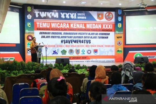 "Gerakan ""Save Meratus"" digaungkan Mapala se-Indonesia"