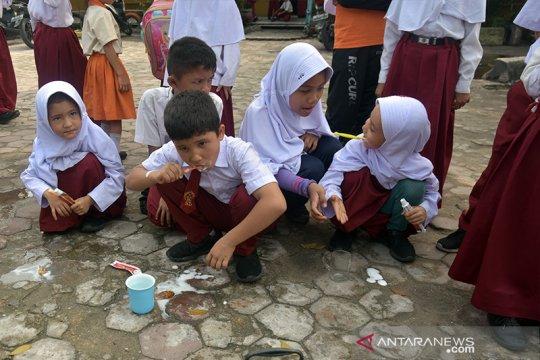Anak-anak imigran di Pekanbaru bisa ikut program imunisasi MR