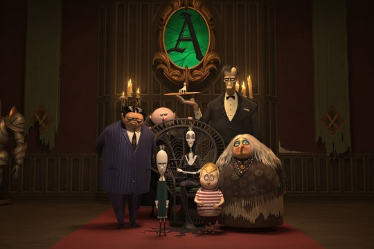 """The Addams Family"", kembalinya keluarga nyentrik"